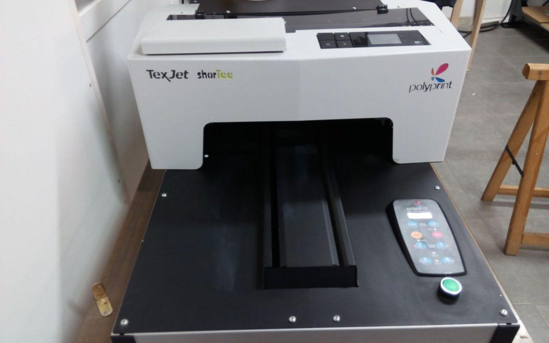 TextJet shortee Polyprint – OCASIÓN 6.446.-€