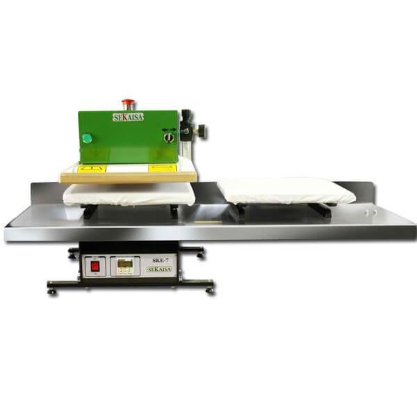La prensas automáticas de sublimación DP SK7