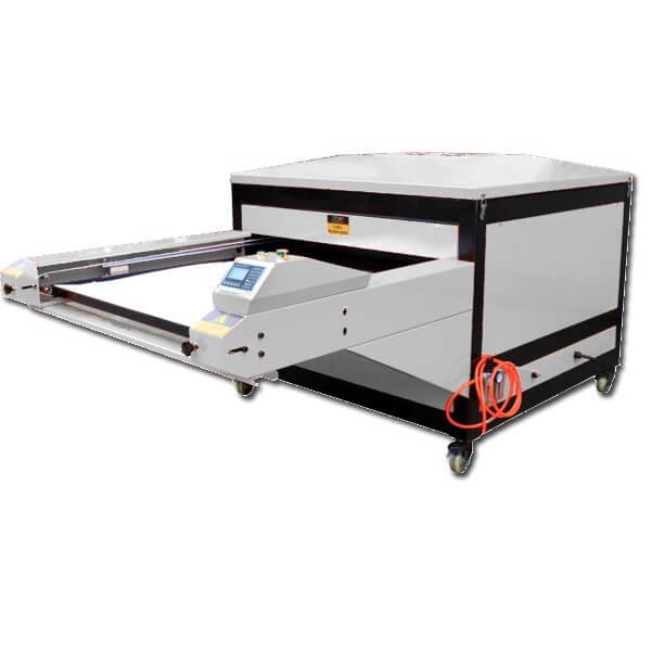 Prensas térmicas industriales para sublimación Gran Formato