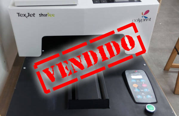 TextJet shortee Polyprint - OCASIÓN 6.446.€ [VENDIDO]
