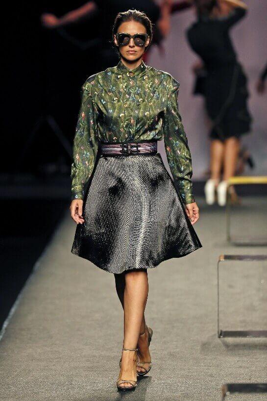 Epson con la impresión textil para la moda