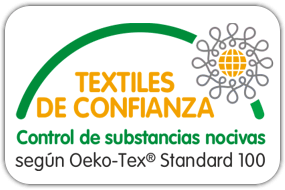 Sello Cerrtificado OEKO-TEX
