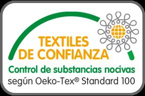 Sello Cerrtificado OEKO-TEX