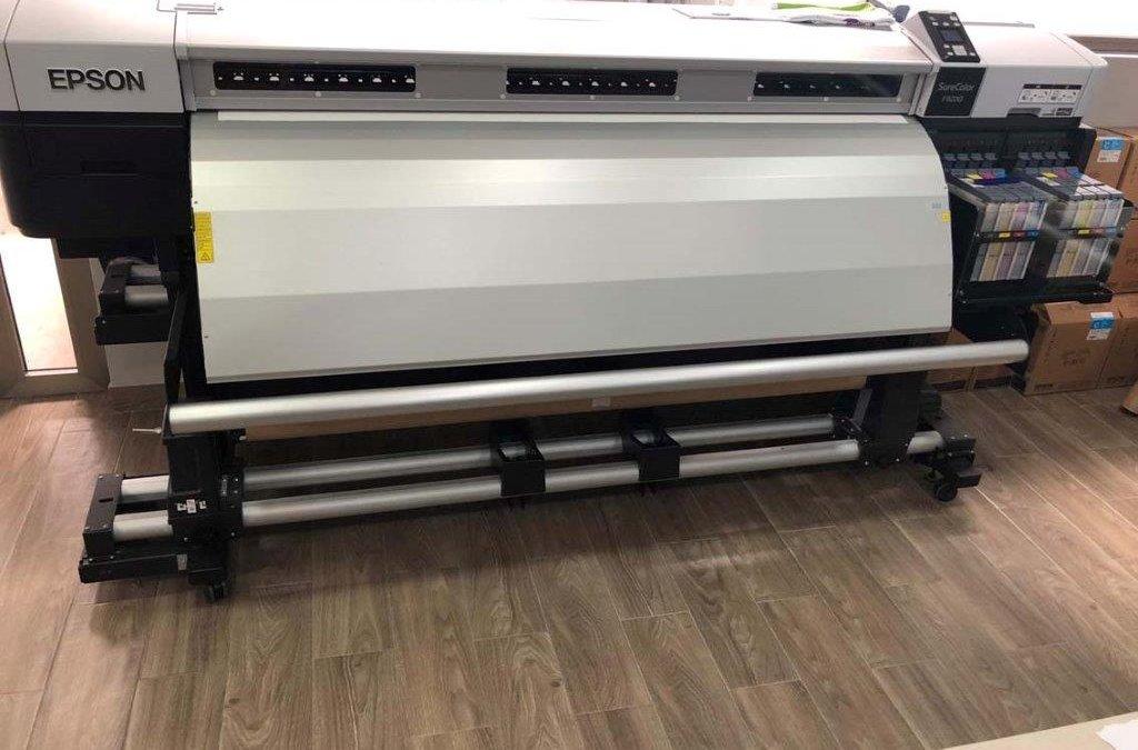Plotter sublimación Epson SC-F9200 – 9.999€.